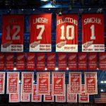 Retired Jerseys