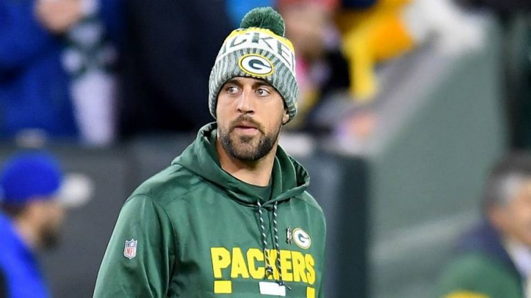 Green Bay Packers - Aaron Rodgers