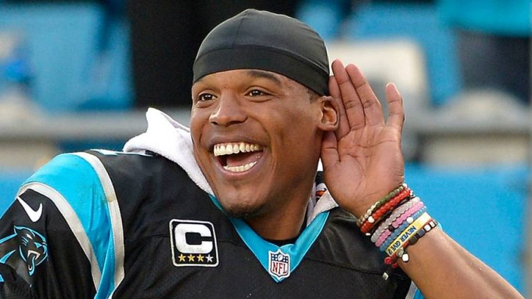 Carolina Panthers - Cam Newton