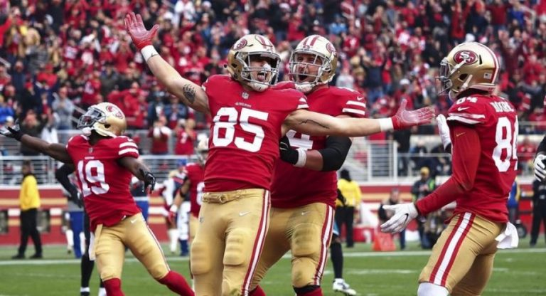 San Francisco 49ers - George Kittle