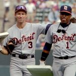 Lou Whitaker and Trammell