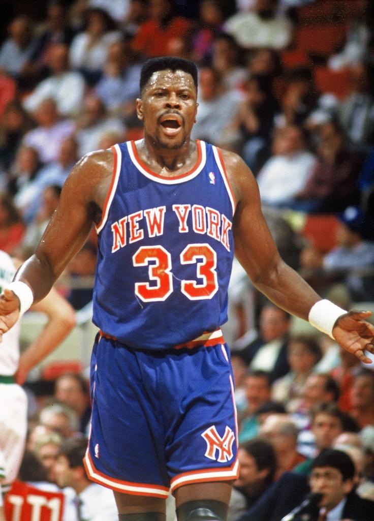 New York Knicks - Patrick Ewing