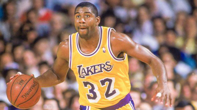 Los Angeles Lakers - Magic Johnson