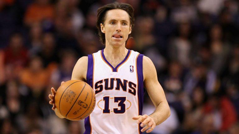 Phoenix Suns - Steve Nash