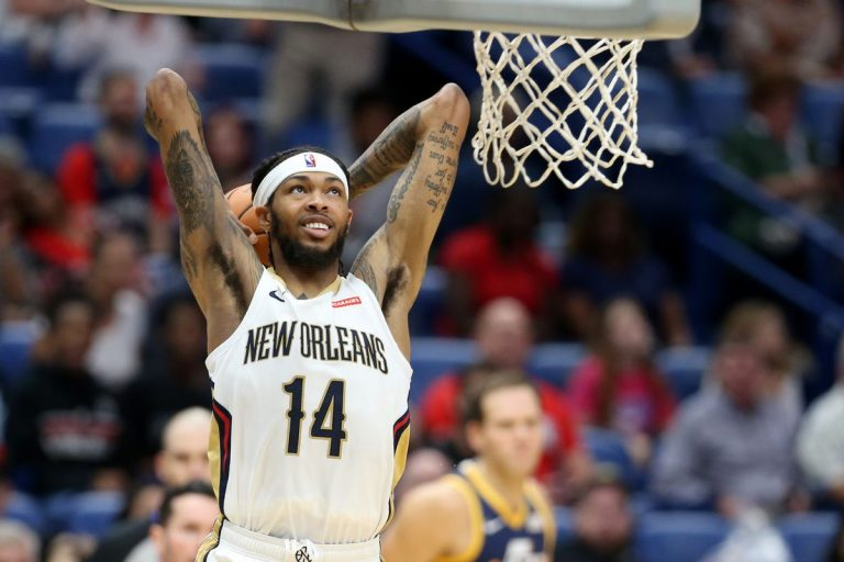 New Orleans Pelicans - Brandon Ingram