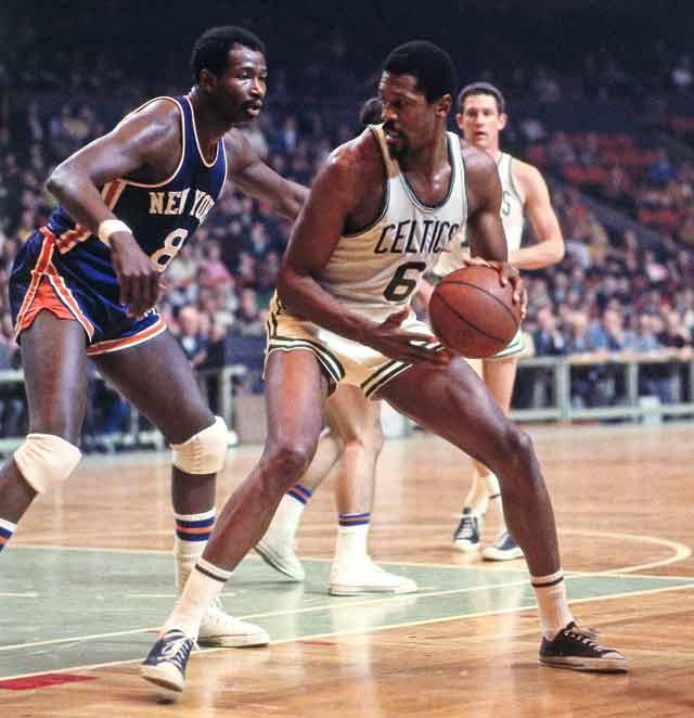 Bill Russell - Boston Celtics - Detroit Sports Frenzy